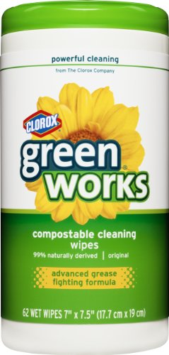 Green Works Compostable Cleaning Original product image