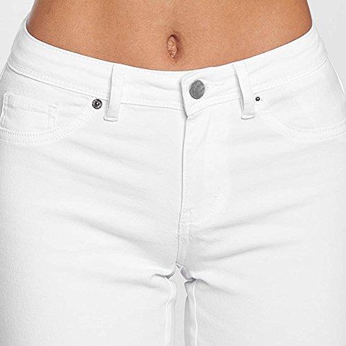 Yong Fit Five Slim Jeans De Jdynew Jacqueline Donna Bianco F7nq5Bpwp