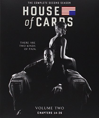 House of Cards: Season 2 (Blu-ray + UltraViolet) ()