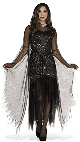 Rubie's Costume Co. Women's Evening Enchantress Costume, Black, Standard