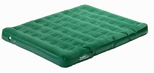 Texsport Deluxe Inflatable Airbed Mattress Twin, Full or Queen Air Bed