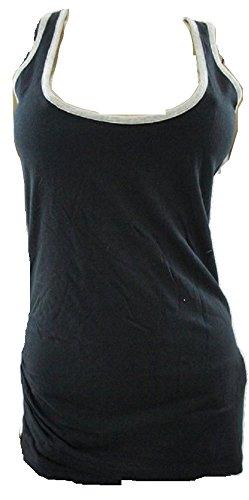 "Bench Jet Negro ""Revealer"" sin mangas chaleco Top–tamaño pequeño [ropa] negro azabache"