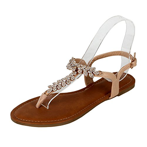 Pu Womens Fashion Sandals - 8