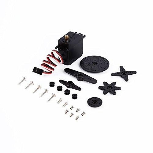 SM-S4315R Rotació n continua grande 360 grados Servo plá stico para robot Logicstring DZ1739