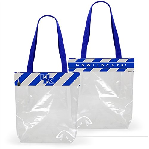 Kentucky Wildcats Tote Bag - Desden Kentucky Wildcats Clear Gameday Stadium Tote Bag