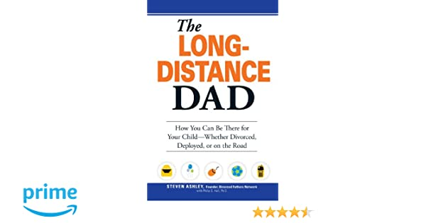 Long distance divorced dad