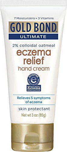 Gold Bond Eczema Relief Hand Cream, 3 Ounce (Eczema Cream Hand)