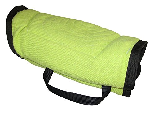 RedLine K9 Puppy Bite Suit Sleeve - LIME GREEN