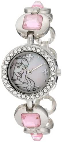 Disney Kids' PN2002 Princess Rhinestone-Accented Watch