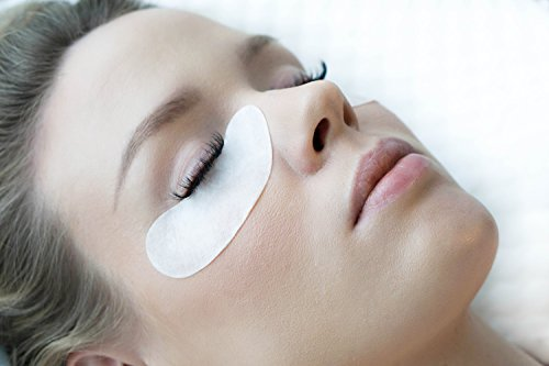 Performance Hydrogel - 50 pairs Lint Free Gel Under Eye Patches For Eyelash Extensions - Premium Quality Pads