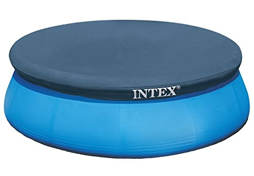 Intex Abdeckplane für Easy-Set pool 3,66 m, blau, 366x366x0,1 cm, 28022