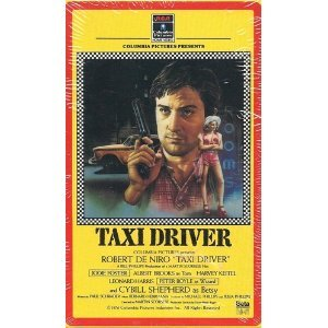 Taxi Driver [Beta Format Video Tape] (1976) Robert De Niro; Jodie Foster; Harvey (Beta Driver)