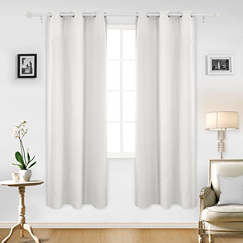 Amazon Curtains Blackout: Blackout Curtains 100x84 Panel: Amazon.com