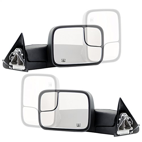 Side View Mirror Power Heated Passenger Right RH for 08-15 Nissan Rogue