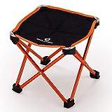 OTTAB Portable Foldable Folding DIY Table Chair Desk Camping BBQ Hiking Traveling Outdoor Picnic 7075 Aluminium Alloy Ultra-Light M L 26x26x30cm1