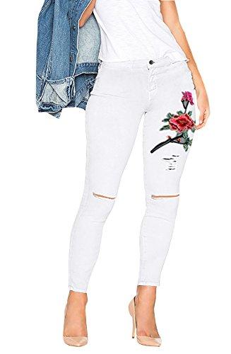 Rose Jeans Pants - 7