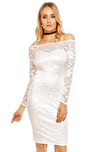 Mayaadi Kleid Ballkleid Abendkleid Partykleid Festkleid ...