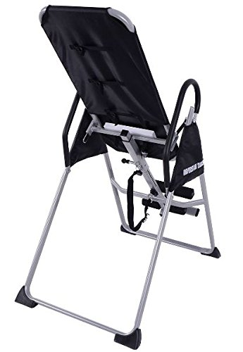 K&A Company Foldable Premium Gravity Inversion Table Back Fitness Therapy Reflexology Pu Gym New Exercise by K&A Company (Image #2)