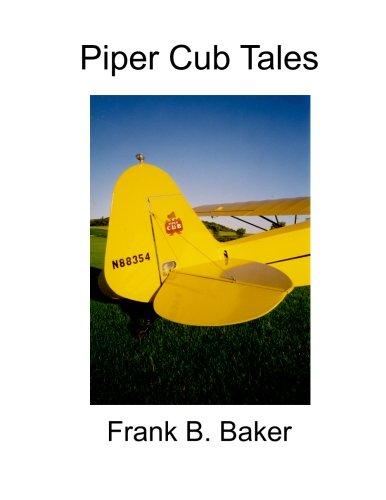 Cub Flying Piper - Piper Cub Tales