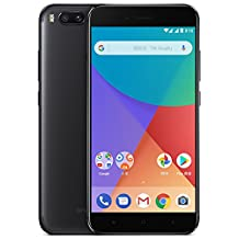 "Xiaomi Mi A1 4GB/64GB - Dual SIM [Android 7.1.2, 5.5"" IPS LCD, Snapdragon 625 Dual 12.0MP, 3080mAh battery, 4G LTE] (Black)"