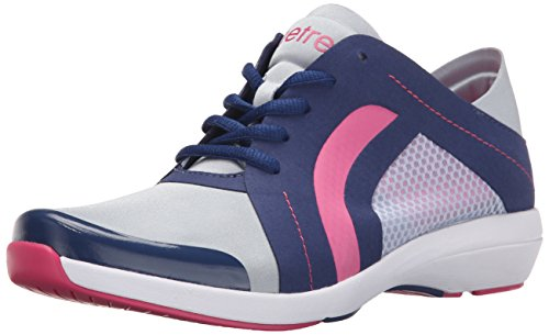 Berries Navy Women Aetrex Fashion Sneaker HwvxRFCqS