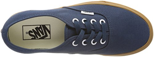 Blu Q6o Authentic Scarpe Running Vans Reflecting Gum Adulto Pond Unisex Blue wPXxvqBvH4