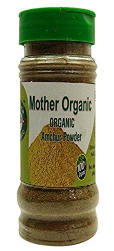 Mother Organic Aamchur Powder Bottle (100 gm) (Gm Powder Bottle)