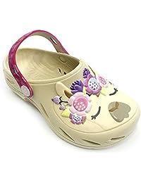 Babuche Plugt Ventor Lhama Floral Infantil