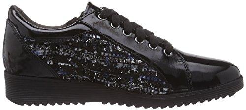 mehrfarbig 098 black Sneaker Basse Donna 23701 Multicolore Tamaris Comb HwxSz7WB8