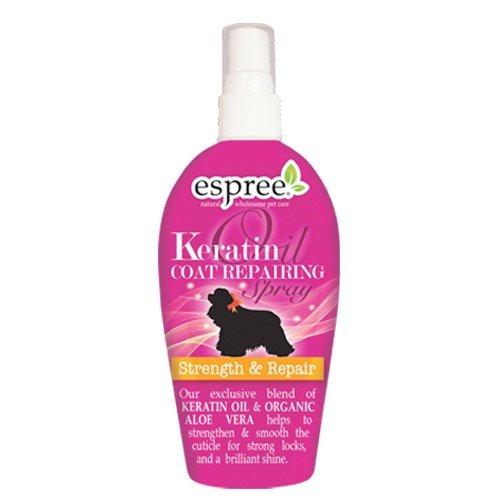 Espree Keratin Oil Coat Repairing Spray, 5 oz