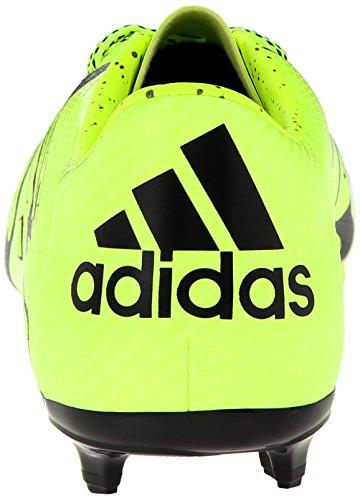adidas Performance Herren X 15.3 Cleat Fußballschuh Solar Gelb / Kern Schwarz / Gefroren Gelb F15