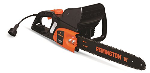 Remington rm1645 versa saw 12 amp 16 inch electric chainsaw greentooth Gallery