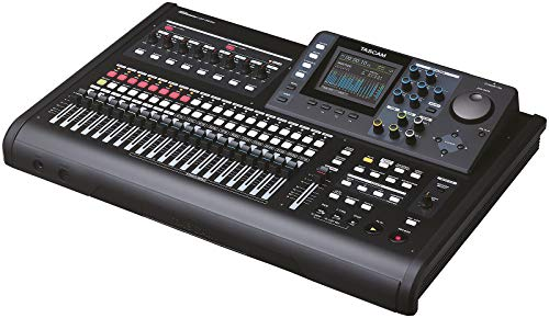 Tascam DP-32SD 32-Track Digital Portastudio Multi-Track Audio Recorder from Tascam