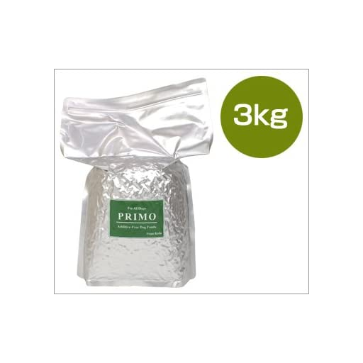 プリモ PRIMO ダイエットシニア 3kg 犬 ドライフード