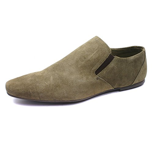 Red Tape - Mocasines para hombre Marrón - piedra