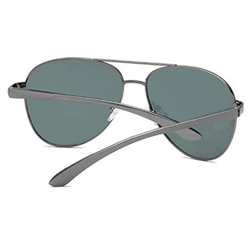 Sol Espejo C Gafas Conducción Tinta Magnesio XGLASSMAKER Polarizadas Aluminio De Espejo De YxwnqAEO1