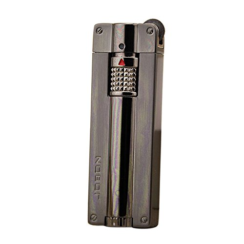 - High-end jet torch flame windproof lighter flint butane ligther(item will come without butane)