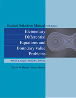 DIFFERENTIAL EQUATIONS BOYCE PDF DOWNLOAD