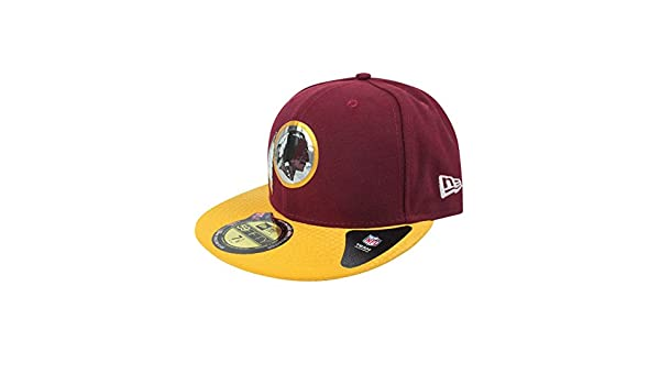 25d6e1597 Amazon.com  New Era 59Fifty NFL Washington Redskins Draft Cap (6 7 8)   Clothing