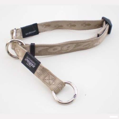 Rogz Alpinist K2 Gold Choker Half-Check - Large