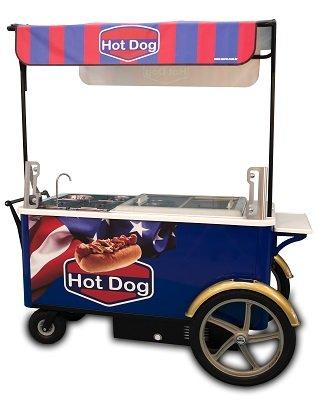 Hot Dog Cart (Hot Dog Vending Carts)