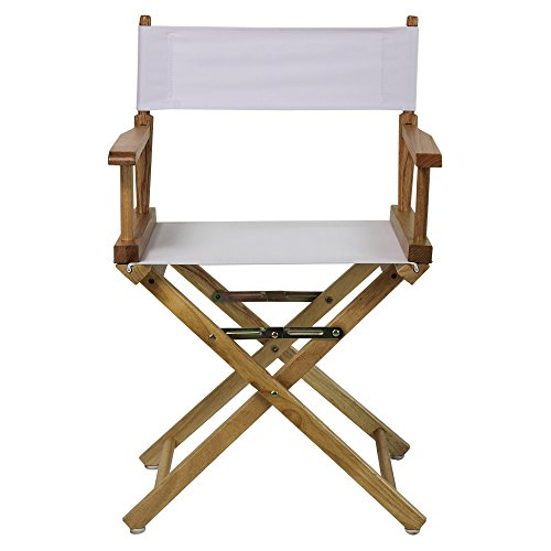 Casual Home 18-Inch Director Chair, Natural (Wooden Director)
