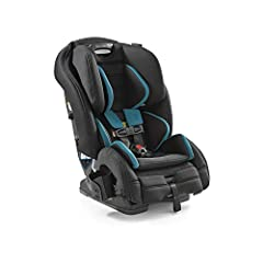 "Take back your back seat with City View Space Saving all-in-one car seat. At only 17.4"" wide, its narrow design makes room for additional passengers so you're ready for any adventure. This all-in-one seat grows with your child from 5 to 100 l..."