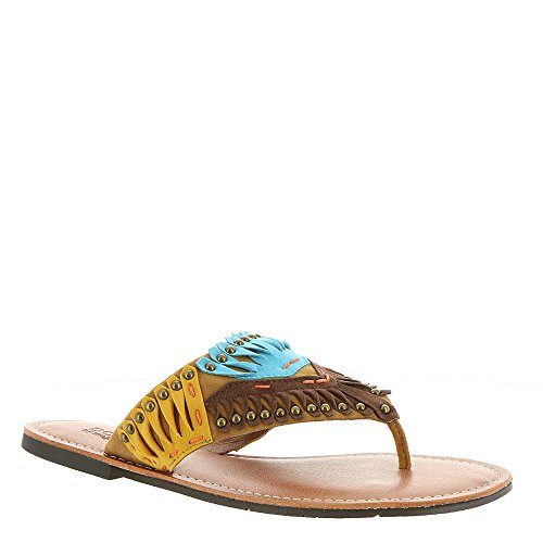 Sa Dolce by Split Moxy Espresso 6CML080M Fabric 1 Womens Casual 1073184 Slide Mojo Toe Z7rdZ