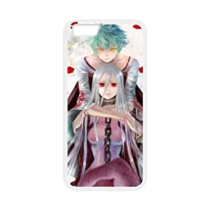 Deadman Wonderland iPhone 6 Plus 5.5 Inch Cell Phone Case White Personalized Phone Case LK5S4S8LI