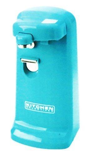 aqua teal electric can opener