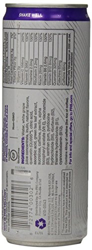 FRS Energy RTD Low Cal Nutrition Beverage, Wild  Berry, 11.5 Oz, 12 Count,