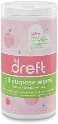 Dreft All Purpose Wipes