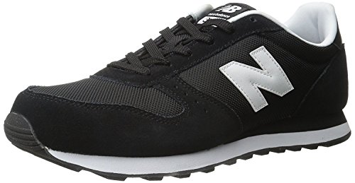 New Balance Mens 311 Lifestyle Fashion Sneaker, Negro, 41.5 D(M) EU/7.5 D(M) UK