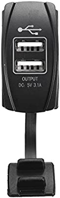 OPP Coche Micr/ófono Externo DC12/V Universal coche navegaci/ón micr/ófono coche altavoz EVA papel pasta micr/ófono 3/M Mono